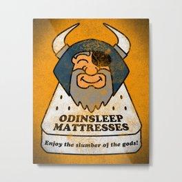 Odin - Odinsleep Mattresses Metal Print