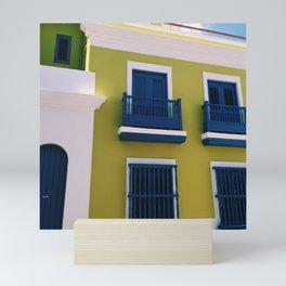 San Juan Mini Art Print