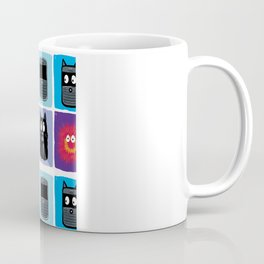 Don't Let Your BlackBerry Turn into Exploding Cats.  Coffee Mug