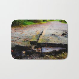 Broken Road Bath Mat