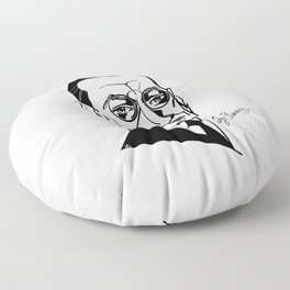Igor Stravinsky Floor Pillow