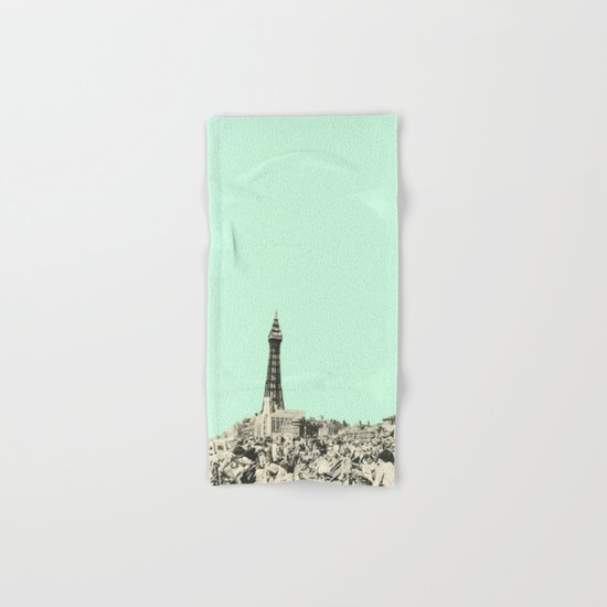 Blackpool Hand & Bath Towel