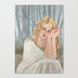 Finduilas Faelivrin Canvas Print