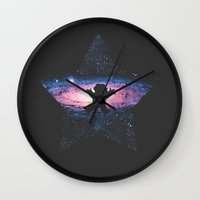 steven universe Wall Clocks featuring steven universe by tukylampkin