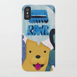 Rawr Returns! iPhone Case
