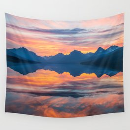 Until Daybreak Comes Wall Tapestry