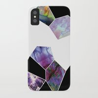 geology iPhone & iPod Cases featuring Geology by michiko_design