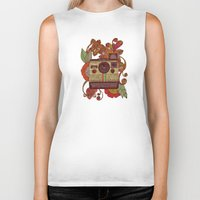 valentina Biker Tanks featuring Out of sight! by Valentina Harper
