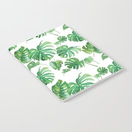 Topical Leaves Notebook
