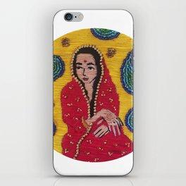"""Eid"" Embroidery iPhone Skin"