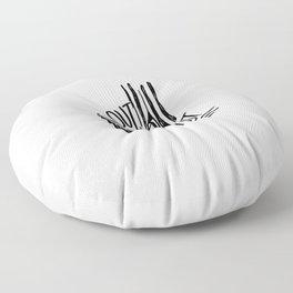 Outcast Floor Pillow