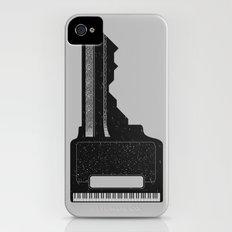 Piano Key. Slim Case iPhone (4, 4s)