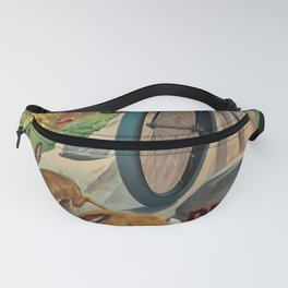 Old peters union - pneumatic. circa 1900 Fanny Pack