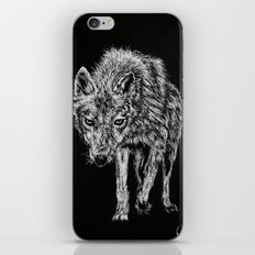 Joining the Hunt (Wolf) iPhone & iPod Skin