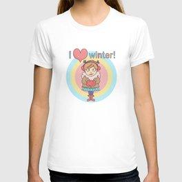 Winter Cutie T-shirt