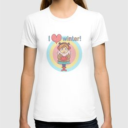 Winter Cutie T-shirt