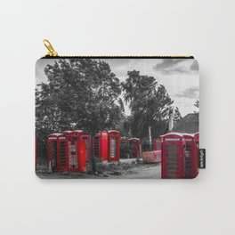 The Phonebox Graveyard Carry-All Pouch