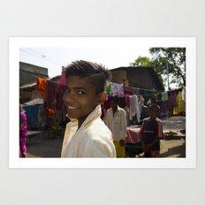 Pune style Art Print