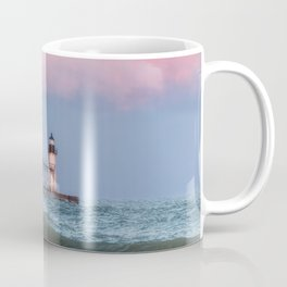 St. Joseph Michigan Lighthouse 01 Coffee Mug