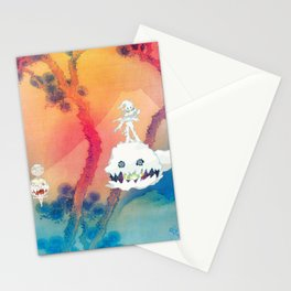 KidCudi Kid Man on the Moon Cudii Kid Cudii Poster Man on the Moon Kids See Ghosts Stationery Cards