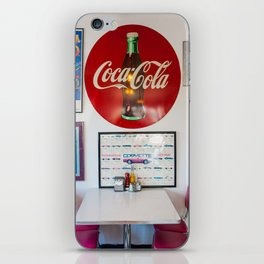 Diner Route 66 iPhone Skin