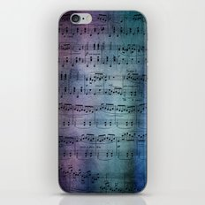 The Symphony iPhone Skin