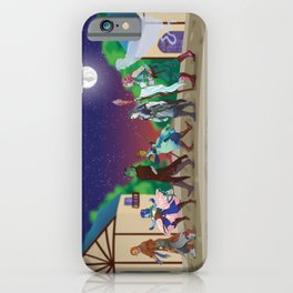 The Mighty Nein iPhone Case