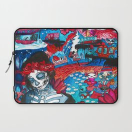 Fare Thee Well Laptop Sleeve