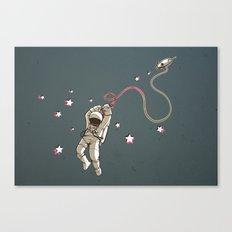 Hangstronaut Canvas Print