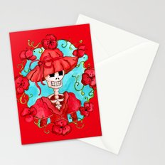 Catrina Doña Carlota Stationery Cards