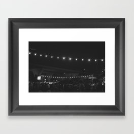 Summerfest Framed Art Print