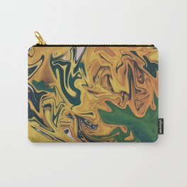 Melted Orchids Carry-All Pouch