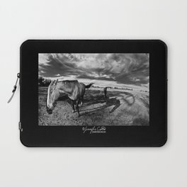 Farm Horse Laptop Sleeve