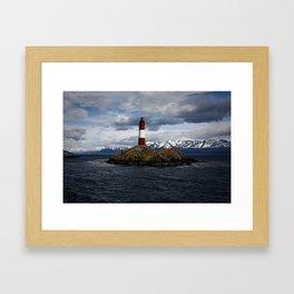 Ushuaia Framed Art Print