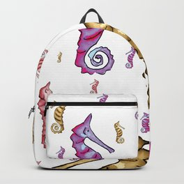 Seahorse Dance Backpack