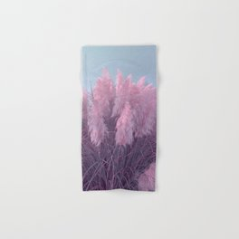 Natures Cotton Candy Hand & Bath Towel
