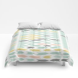 ethic pattern Comforters