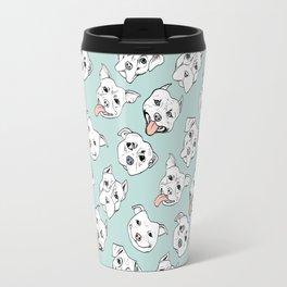 Pittie Pittie Please! 3 Travel Mug