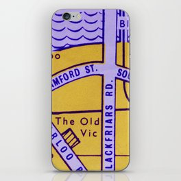 Streets of London iPhone Skin
