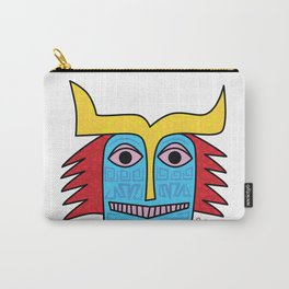Uncle Sneaky Nose Carry-All Pouch