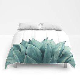Agave Vibes #8 #tropical #decor #art #society6 Comforters