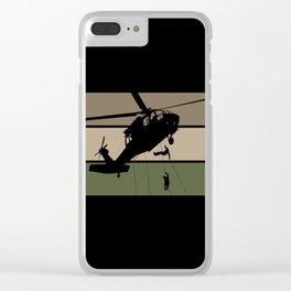 Air Assault Clear iPhone Case