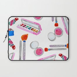 Makeup are a girl's best friend Laptop Sleeve