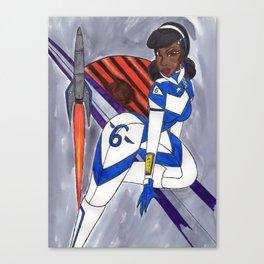 Jupiter Julie Canvas Print
