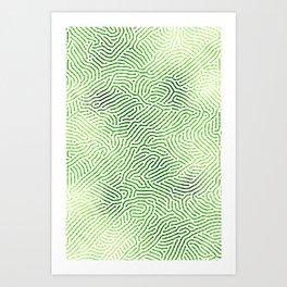 Abstract Pattern XVI Art Print