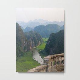 Stunning view in Vietnam | Rice fields of Tam Coc | Travel photography | Fine Art | Photo Print |  Metal Print