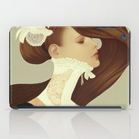 lace iPad Cases featuring Lace by Jumei