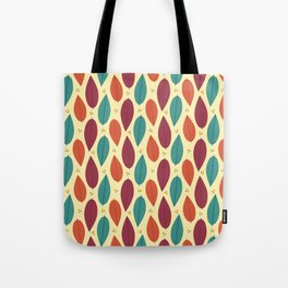 When the leaves come falling down Tote Bag