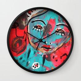 Mind & Heart Wall Clock