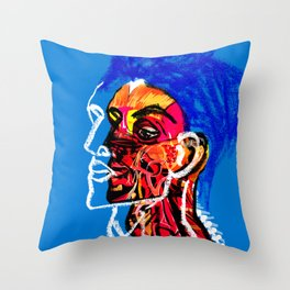 101217 Throw Pillow
